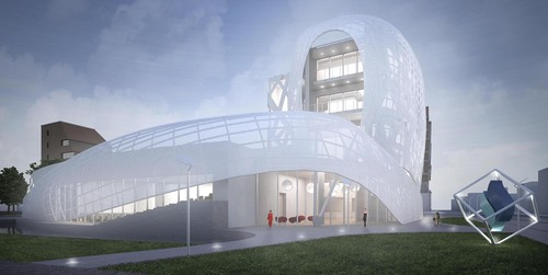 archiLab - studio d'architettura — Nuovo Edificio Polifunzionale. Rimini