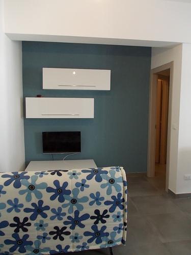 Studio Associato IL PROGETTO - Arch. PRENCIPE - Arch. PACILLO — Ristrutturazione appartamento A_M
