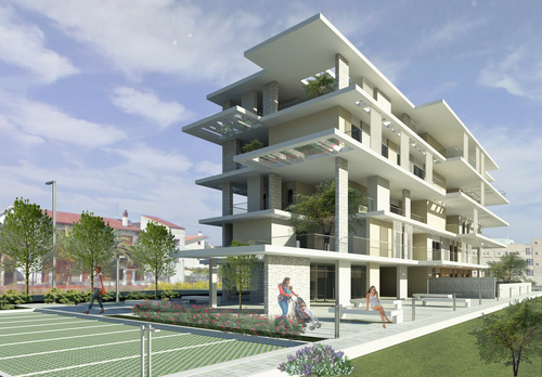 COSTANTINO CARLUCCIO , Pierluigi Bonfitto — GARDEN BUILDING