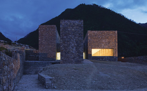 Standardarchitecture — Tibet Namchabawa Visitor Centre