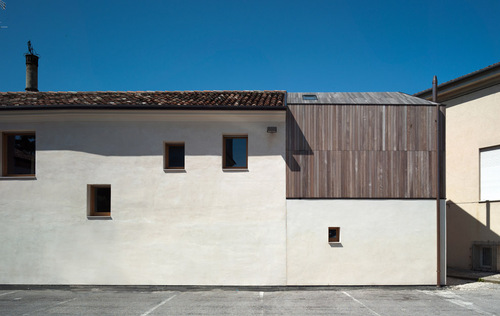 Massimo Galeotti Architetto — Casa Fiera