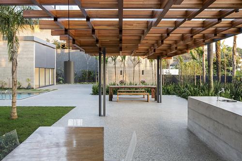 Metro Arquitetos Associados — Art Pavilion