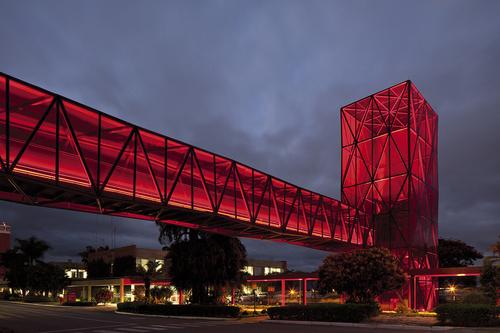 Metro Arquitetos Associados — Nestlé chocolate factory