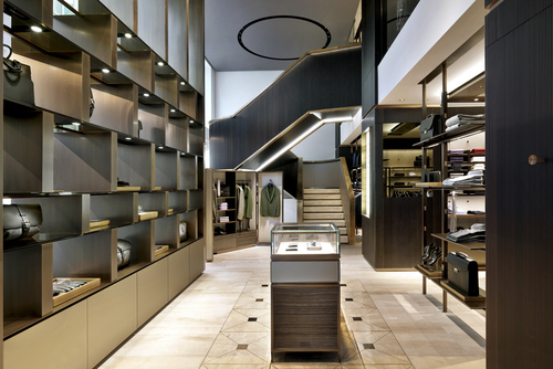 Park Associati — Brioni Boutiques Worldwide