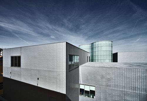 David Chipperfield Architects — La Città delle Culture
