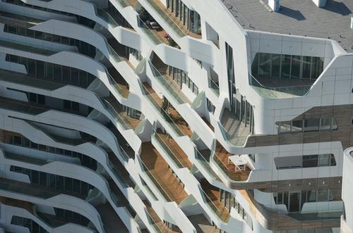Zaha Hadid Architects — Citylife