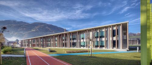Cez Calderan Zanovello Architetti — Scuola elementare a Vipiteno