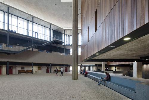 Linazasoro & Sánchez Architecture, Jose Ignacio Linazasoro, Ricardo Sánchez González — Campus Universitario de Segovia