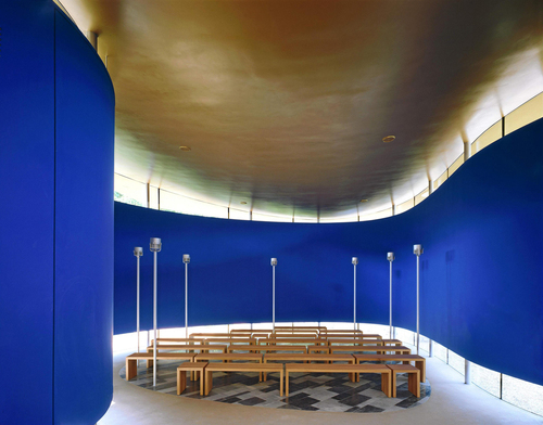 Mecanoo  — St. Mary of the Angels Chapel