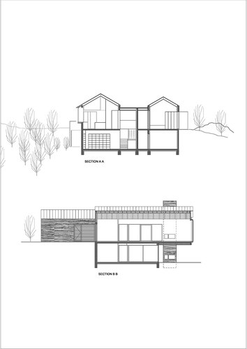 VA arkitektar — Mókollar House