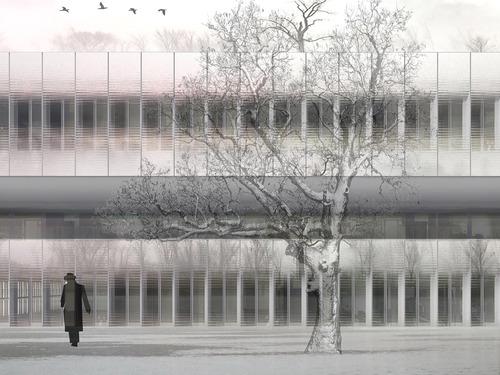 KAAN Architecten — Chambre des Métiers et de l'Artisanat