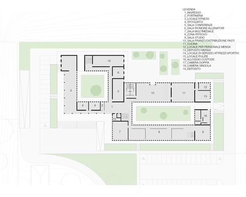 Qayin architettura nicola scaramuzzi fabiagio salerno for Piano terra di 500 piedi quadrati