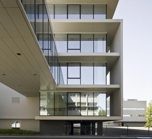 NUOVOSTUDIO Architettura e Territorio — TOZZI INDUSTRIES headquarters