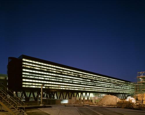 KAAN Architecten — Municipal Offices