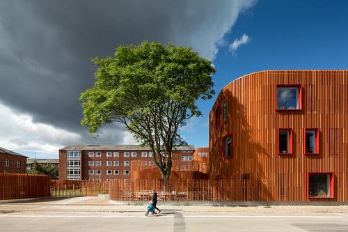 COBE — New Copenhagen Kindergarten