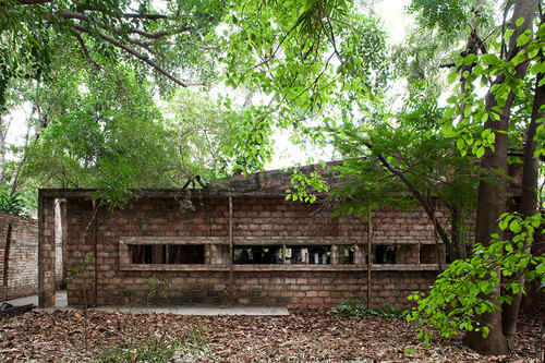 Solano Benítez — El Gabinete de Arquitectura