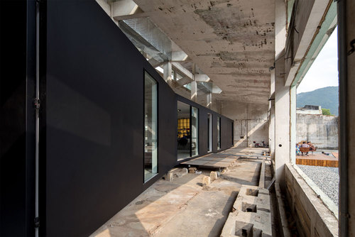 O-office Architects — Z Gallery in ID Town