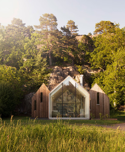Reiulf Ramstad Architects — Micro Cluster Cabins