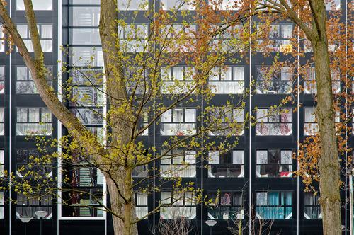 KAAN Architecten — Student Dwellings