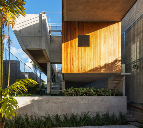 spbr arquitetos — Casa de fim de semana em São Paulo