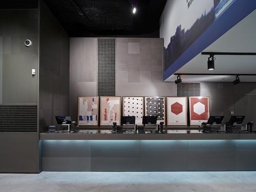 roberto murgia florian brillet gilles poir e muji store design department muji european. Black Bedroom Furniture Sets. Home Design Ideas