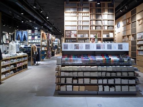 Japanese Design Store Muji Muji Store Design
