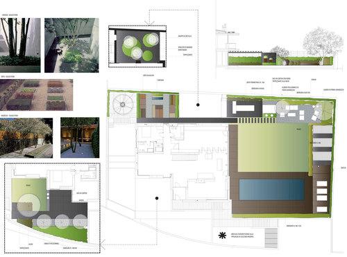 B SCAPE architettura del paesaggio — Giardino privato
