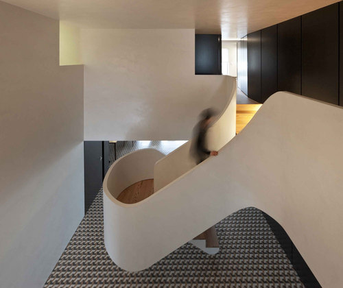 Correia/Ragazzi Arquitectos — Rehabilitation of an apartment