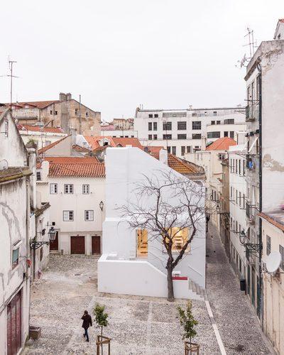 José Adrião Arquitectos — Casa da Severa