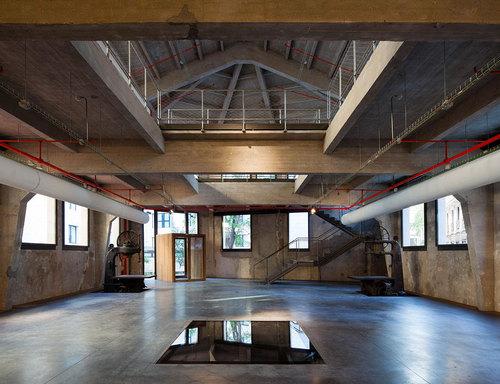 Langarita-Navarro Arquitectos — Centro Medialab-Prado