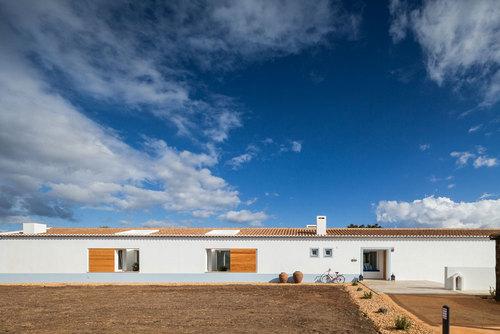 [i]da arquitectos — Rural Tourism Pé no Monte