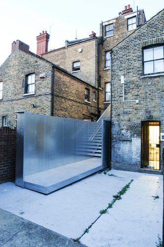 Groves Natcheva Architects — DJ House