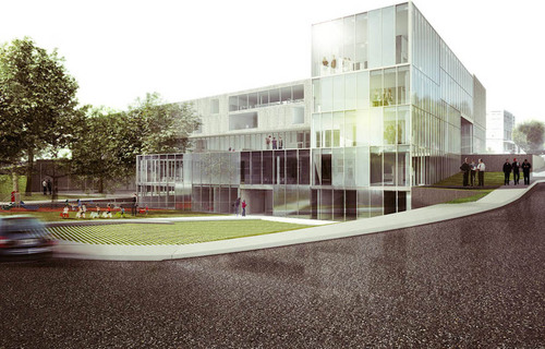 SM-ARCH — New Ateliers for Les Oliviers Foundation