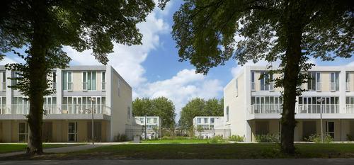 KAAN Architecten — Zuidwijk De Burgen