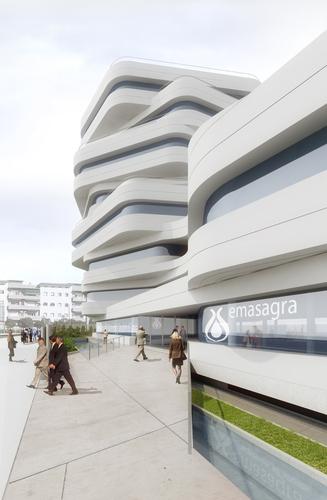 ariasrecalde taller de arquitectura — EMASAGRA Headquarters