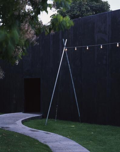 Architekturbüro Peter Zumthor — Serpentine Gallery Pavilion