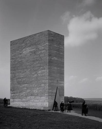 Architekturbüro Peter Zumthor — Bruder Klaus Kapelle