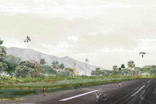 ACABADOMATE, azimut landscape, christian paolo baiocco, Eberhard Schmidl — LA CARLOTA