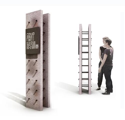 Gianluca Pelizzi — urban furniture design