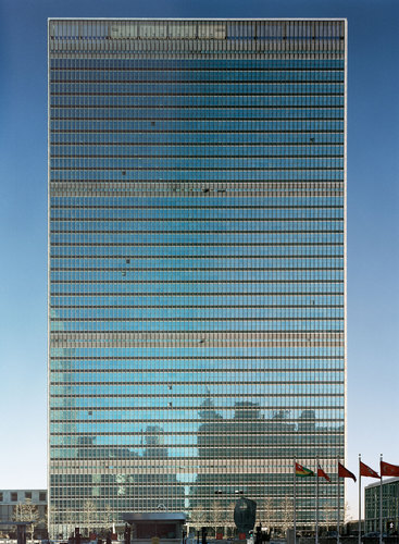 Oscar Niemeyer, Le Corbusier, Harrison & Abramovitz — United Nations Headquarters