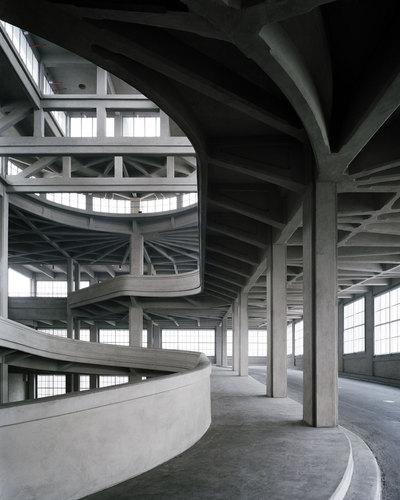 Giacomo Mattè-Trucco, Renzo Piano Building Workshop — Lingotto