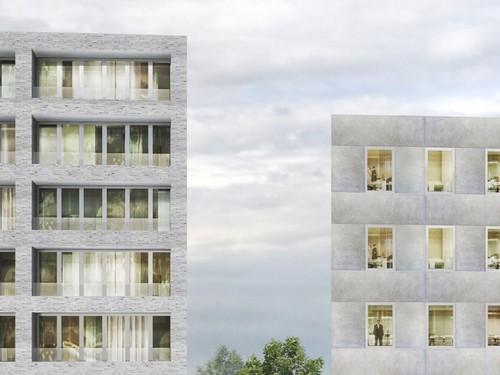 KAAN Architecten — Rue Hegel