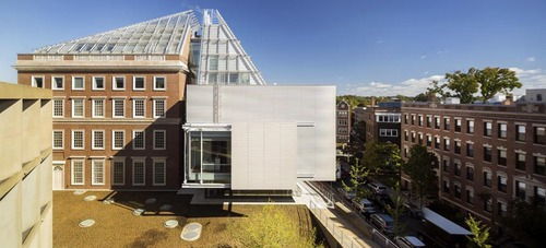 Renzo Piano Building Workshop, Payette — Harvard Art Museums Renovation and Expansion