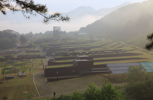 IROJE architects&planners — Korea DMZ Peace-Life Valley