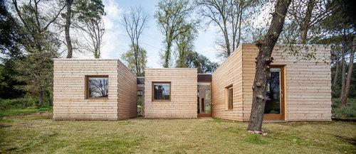 Alventosa Morell arquitectes — Casa GG