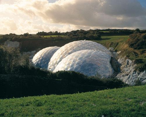 Grimshaw Architects — The Eden Project
