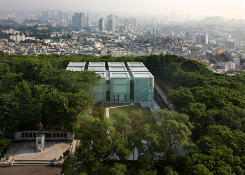 D·LIM Architects — Ahn Jung-geun Memorial Hall