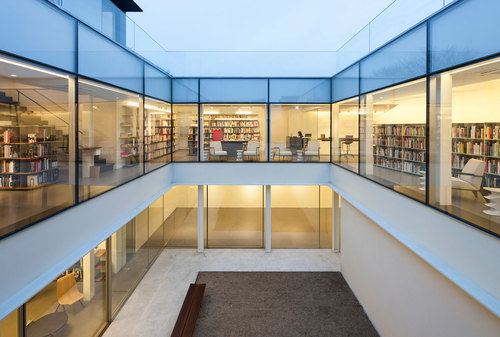 ONE O ONE architects — HC design library