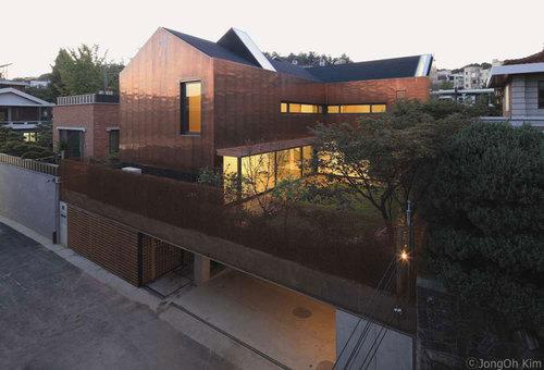ISON Architects — Yeonhui-dong house