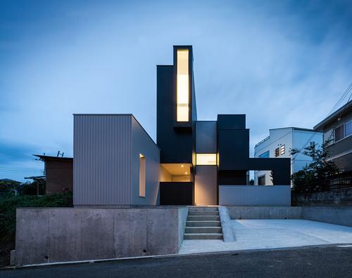 FORM / Kouichi Kimura Architects — Scape House